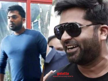 ''Maanaadu's success will be my return gift'' | STR | Venkat Prabhu