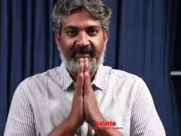 Two weeks after testing positive for COVID-19, Rajamouli issues a statement