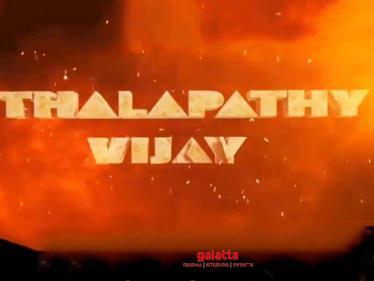 Arjun Das's breaking statement on Master | Thalapathy Vijay | Anirudh