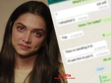 Deepika Padukone's name surfaces as D in drug chats on WhatsApp, Kangana Ranaut takes a dig - Latest  Movie News