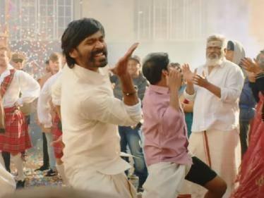 Celebration Mode-ல் தனுஷ் ரசிகர்கள்...ஜகமே தந்திரத்தின் வெளியிடப்படாத வீடியோ பாடல் !