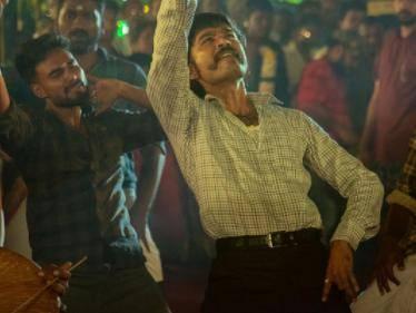 dhanush jagame thandhiram rakita rakita video song crosses 10 million views