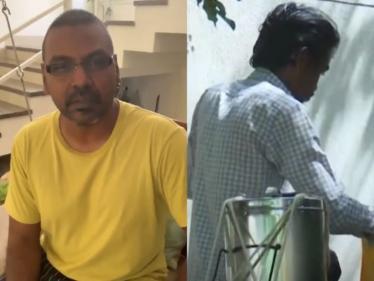 லாக்டவுனில் டீ விற்ற வாலிபருக்கு ராகவா லாரன்ஸ் நிதியுதவி !