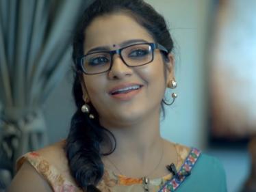 இணையத்தில் வைரலாகும் பாண்டியன் ஸ்டோர்ஸ் நடிகையின் புதிய வீடியோ !