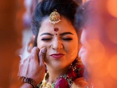 முதல்முறையாக வருங்கால கணவரின் புகைப்படத்தை வெளியிட்ட பாண்டியன் ஸ்டோர்ஸ் நடிகை !