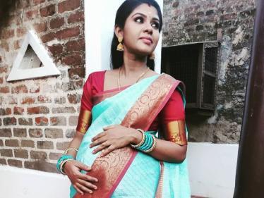 அம்மாவான பாண்டியன் ஸ்டோர்ஸ் நடிகை ! விவரம் உள்ளே
