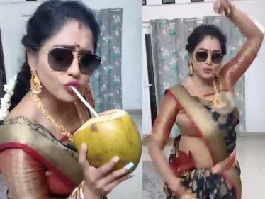 பிக்பாஸ் ரேஷ்மாவின் பட்டையை கிளப்பும் நடன வீடியோ !