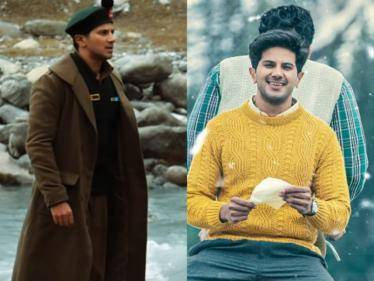 dulquer salmaan next movie promo video released as dq birthday gift