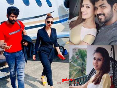 Nayanthara's Onam trip photo with Vignesh ShivN goes viral - Tamil Cinema News