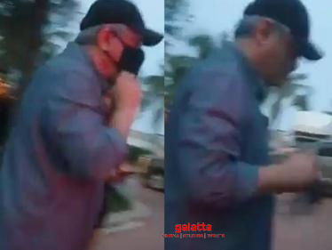Thala Ajith spotted! New Video Goes Viral - Don't Miss!