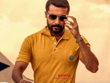 BREAKING ANNOUNCEMENT - Suriya's Soorarai Pottru to have a direct OTT release!