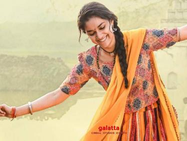 Sakhi movie Official teaser   Keerthy Suresh   Aadhi