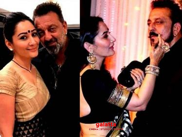 ''God has yet again chosen to test us'' - Sanjay Dutt wife's emotional statement