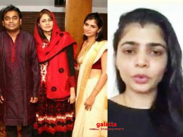 Is AR Rahman a religious fanatic? Chinmayi's breaking statement-