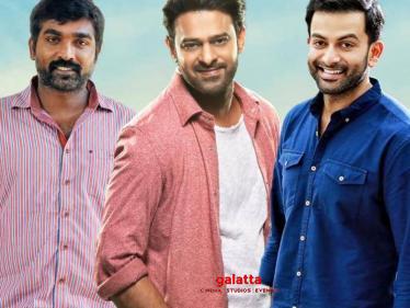 Prabhas, Vijay Sethupathi and Prithiviraj come together for Keerthy Suresh's film
