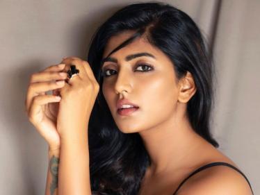 நடிகை ஈஷா ரெப்பாவின் ட்விட்டர் கணக்கை முடக்கிய மர்மநபர்கள் !