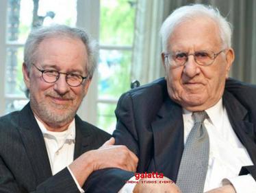 Deepest condolences to veteran filmmaker Steven Spielberg