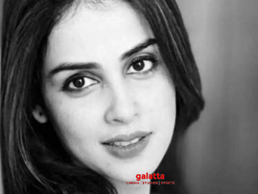 Actress Genelia shares her COVID-19 experience - Tamil Cinema News
