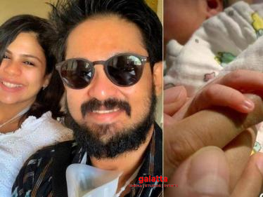 Actor Nakkhul is blessed with a baby girl