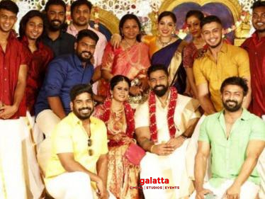 Mersal actor gets married during lockdown