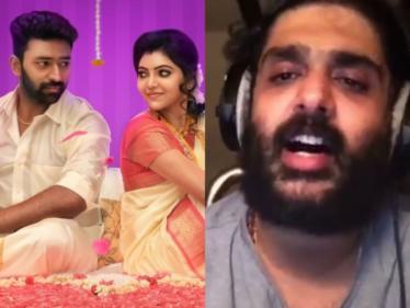 ஷாந்தனு நடிக்கும் முருங்கைகாய் சிப்ஸ் படத்தின் முதல் சிங்கிள் !