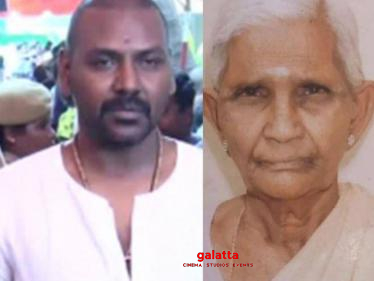 Raghava Lawrence gets emotional - mourns the demise of EPS' mother!