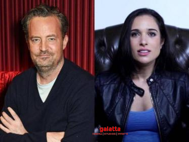 Friends star Matthew Perry gets engaged to 29-year-old Molly Hurwitz - English Cinema News