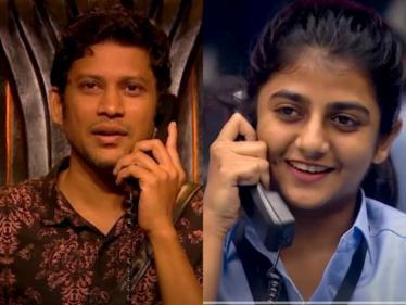 பிக்பாஸ் 4 : கால் சென்டர் டாஸ்கில் அசத்தும் சோம் சேகர் மற்றும் கேபி