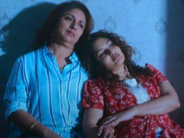 gautham vasudev menon prayaga rose martin darling music video song released