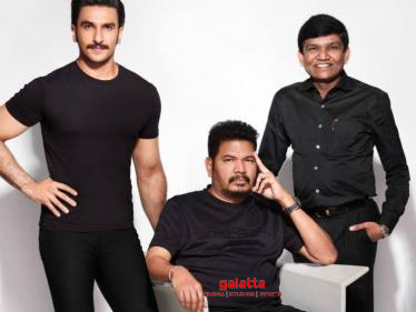Director Shankar makes a sensational announcement about his next - remake of this blockbuster hit! - Tamil Cinema News