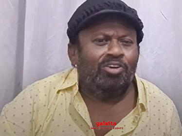 Senthil's first video after getting infected by Covid 19 virus - makes an important request to fans! - Tamil Cinema News