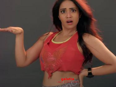 Nivetha Pethuraj's new sizzling dance video   Women's Day Special Song   Don't Miss!
