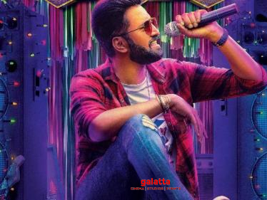 Santhanam's next film - title and first look released | from the director of A1