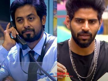 Cold War between Aari and Balaji - latest Bigg Boss 4 promo