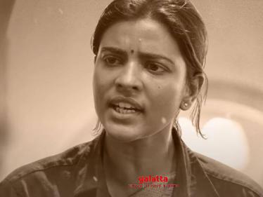 Ka Pae Ranasingam New Song Video | Aishwarya Rajesh | Ghibran