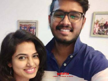 Ramya Pandian's brother reveals about his debut film rumours - official statement! - Tamil Cinema News
