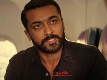 This sensational young actor praises Suriya's Soorarai Pottru - check out!