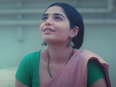 கௌரி கிஷன் நடிப்பில் மறையாத கண்ணீர் இல்லை டீஸர் வெளியானது !