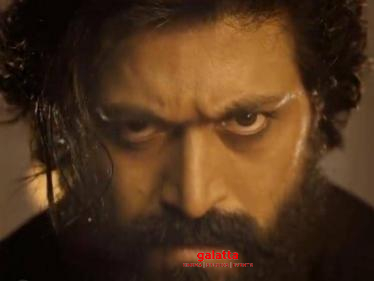 KGF 2 Climax Glimpse | Rocky VS Adheera | New Picture goes viral!
