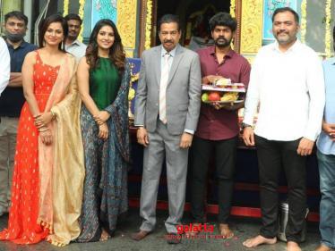 Official: Ramya Pandian and Vani Bhojan to star together in this film | Suriya  - Tamil Cinema News