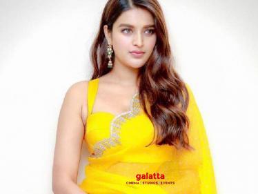 Official: Eeswaran actress Nidhhi bags an exciting big league star film! Vera Level! - Tamil Cinema News