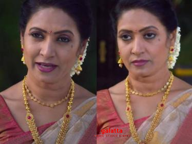 Popular Tamil actress admitted to hospital after complaining of chest pain - deets here! - Tamil Cinema News