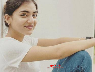 Nazriya's next film officially announced - to pair with this leading star hero