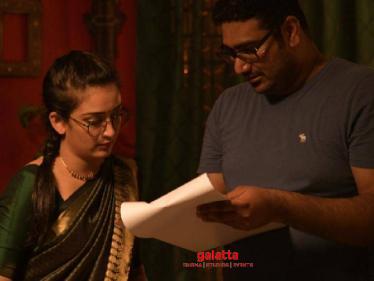 Official announcement on Akshara Haasan's next Tamil film!