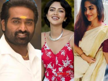 Vijay Sethupathi, Amala Paul, Megha Akash come together for this exciting film!