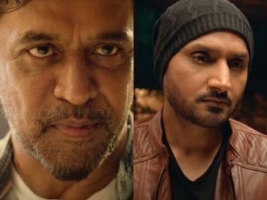 harbhajan singh arjun losliya friendship movie trailer released