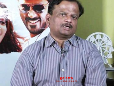 SHOCKING: Ace director KV Anand is no more! Tamil film industry in mourning! - Tamil Cinema News