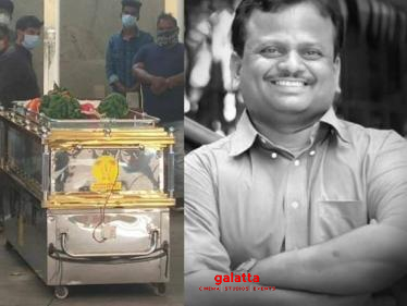 Director KV Anand's real cause of death revealed - mortal remains cremated! - Tamil Cinema News