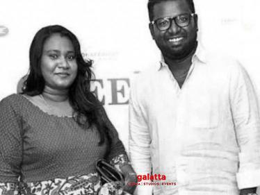 SHOCKING: Director - Lyricist Arunraja Kamaraj's wife passes away due to Covid-19!