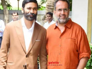 Director Aanand L Rai calls Dhanush a magician - heaps praise on the actor's latest release, Karnan  - Tamil Cinema News